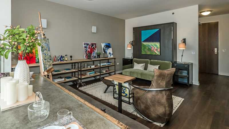 A 3-day Designer Showcase at Evanston's new E2 Apartments
