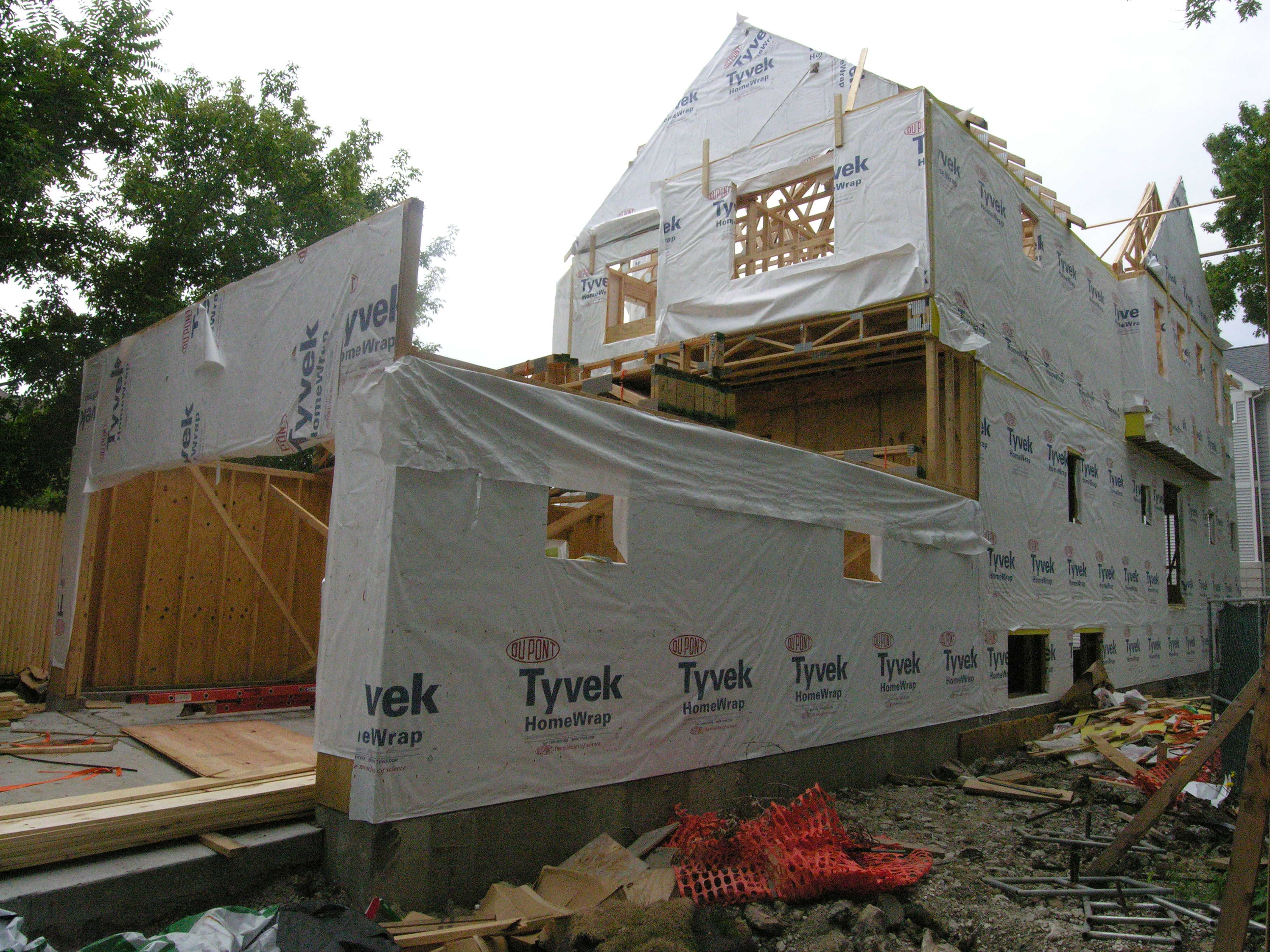 Construction update: The Village Homes