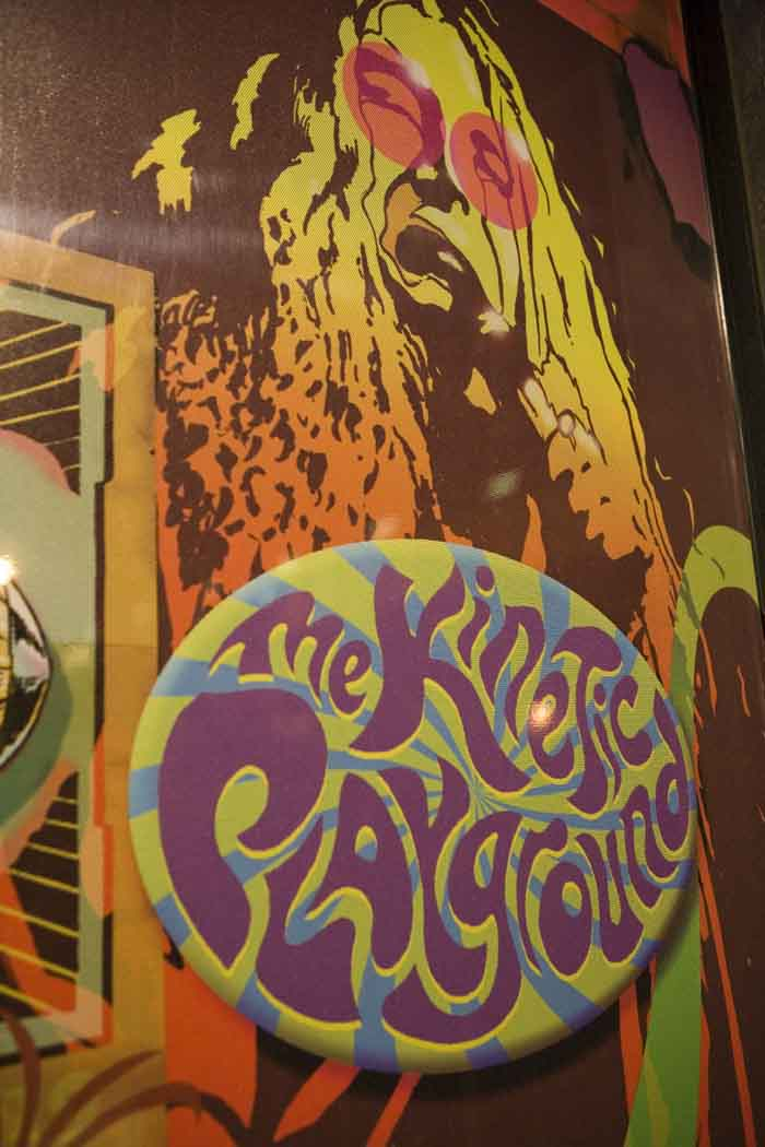 Uptown's Kinetic Playground, 1113 W. Lawrence Ave., is a popular new music venue.