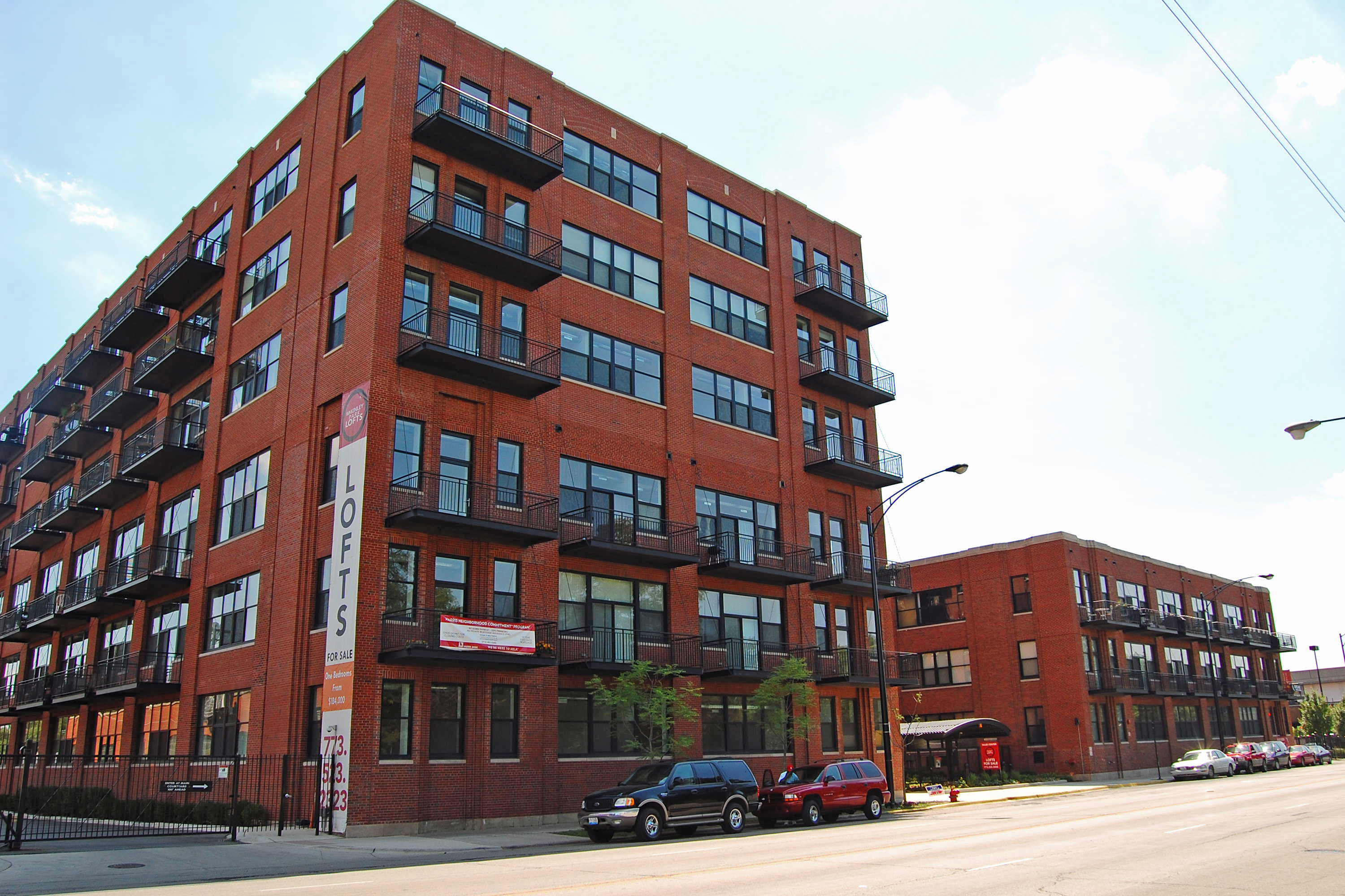 Remaining 34 units in McKinley Park Lofts up for auction next month