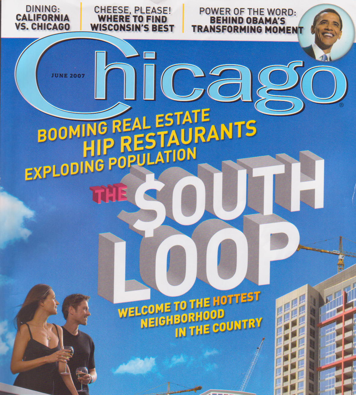 The South Loop, from the country's hottest neighborhood to Chicago's Las Vegas