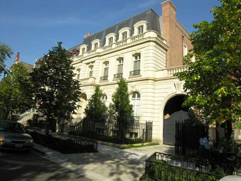 Lincoln Park's highest real estate tax bills