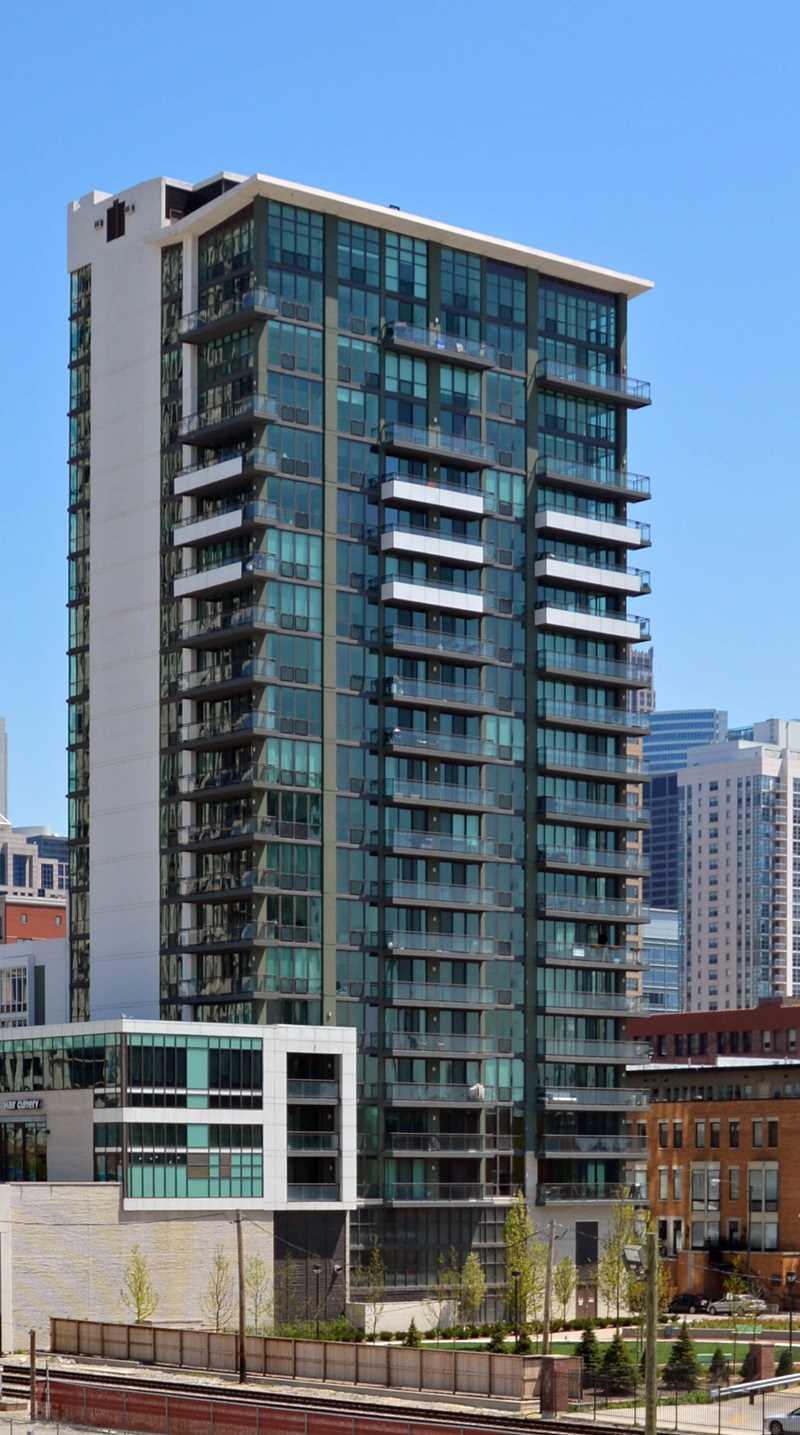 Trio apartments, 670 W Wayman St, Fulton River District