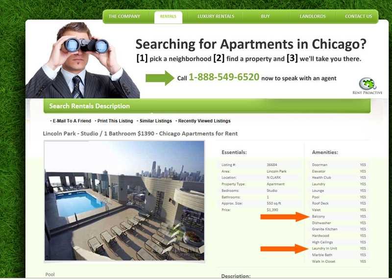Chicago's dirtiest dozen rental services – Rent Proactive is #1