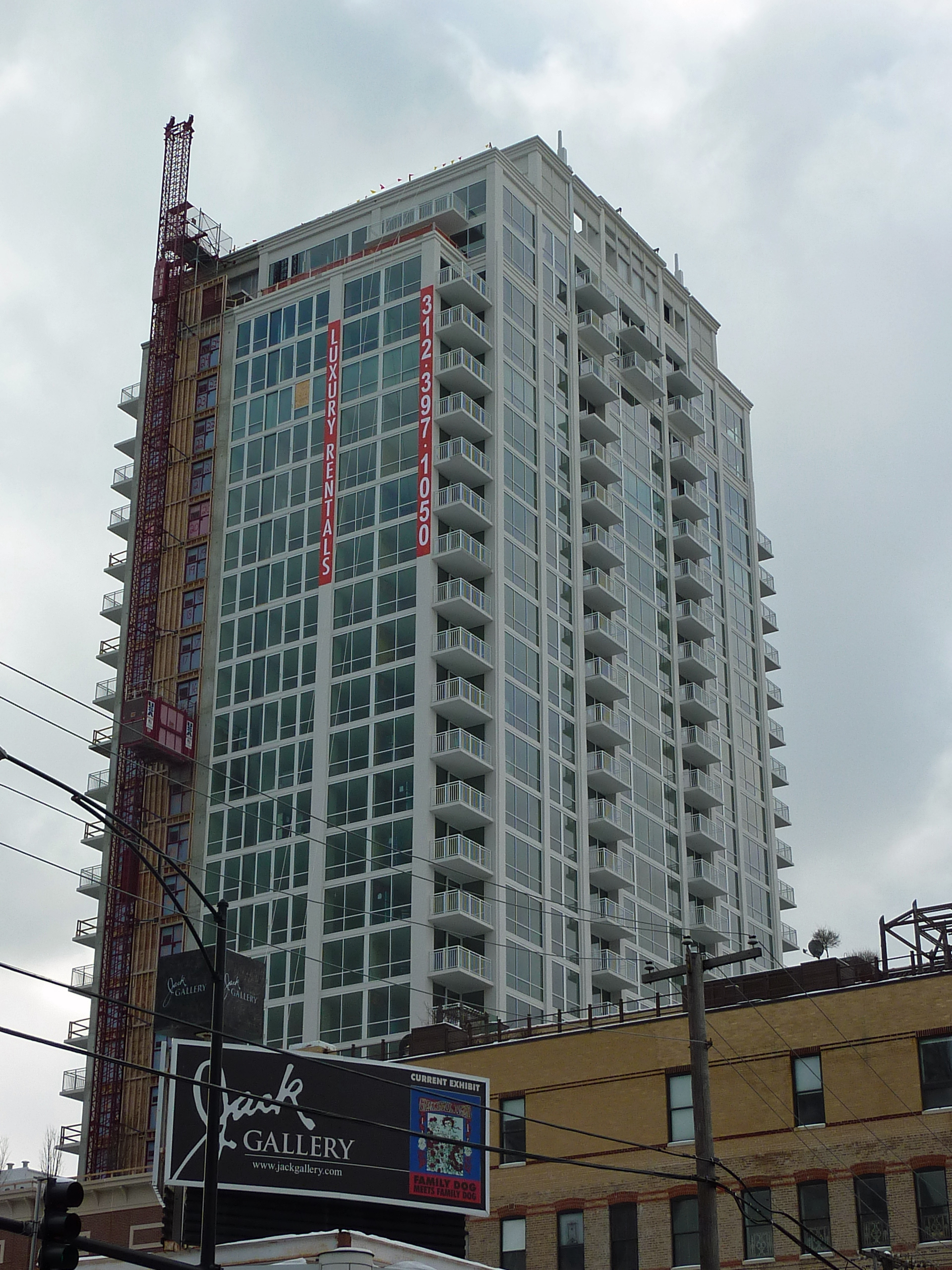 Construction checkup: Flair Tower