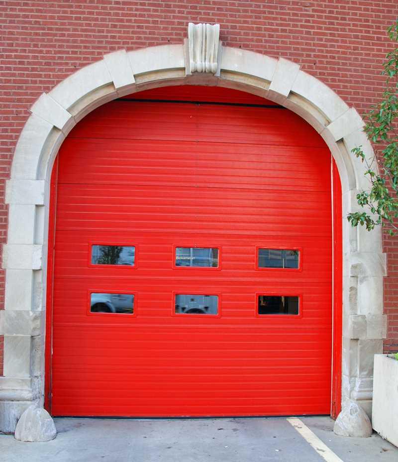 Name the nabe of the horseshoe firehouse