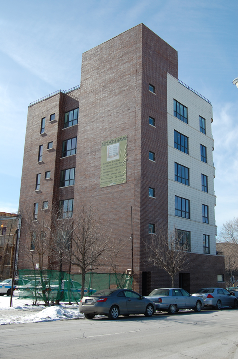 Sales update: 2 condos remaining at 1259 W Adams