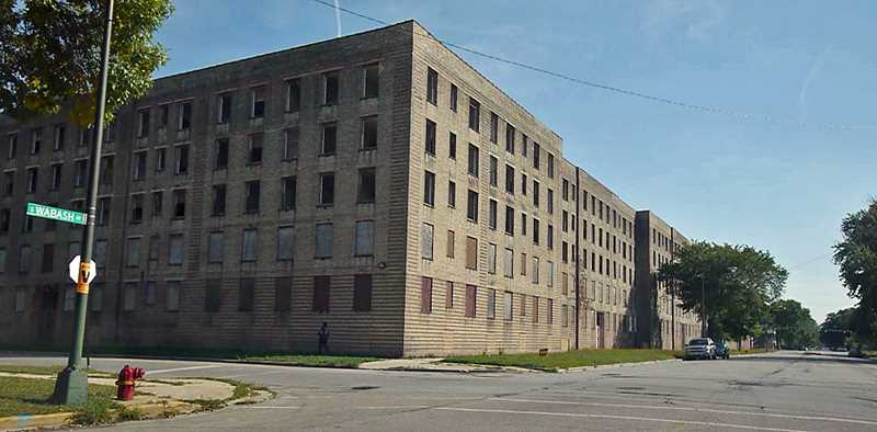 Rosenwald Apartments proposal advances toward TIF funding