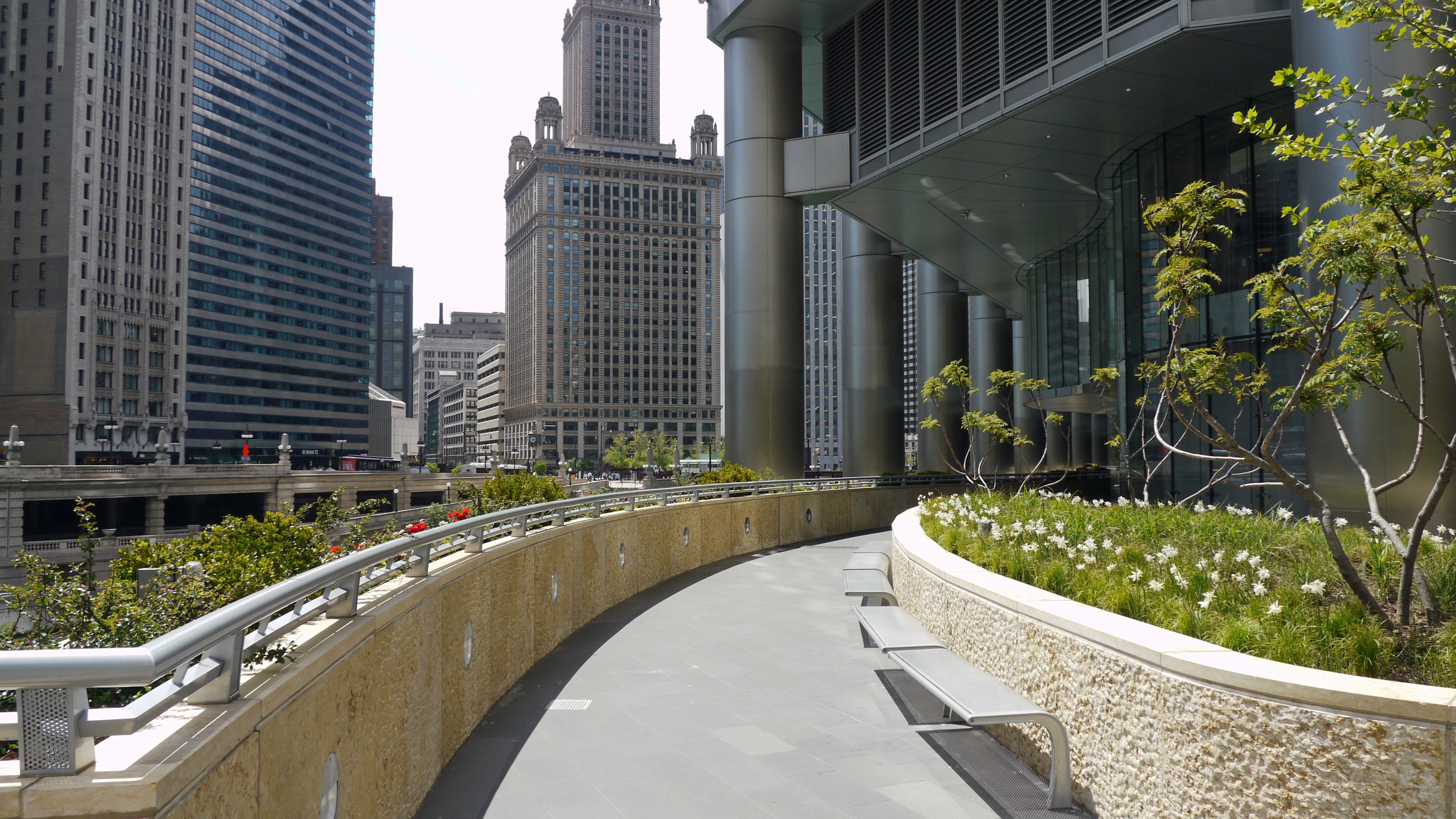 Trump Riverwalk, 401 N Wabash Ave, Chicago