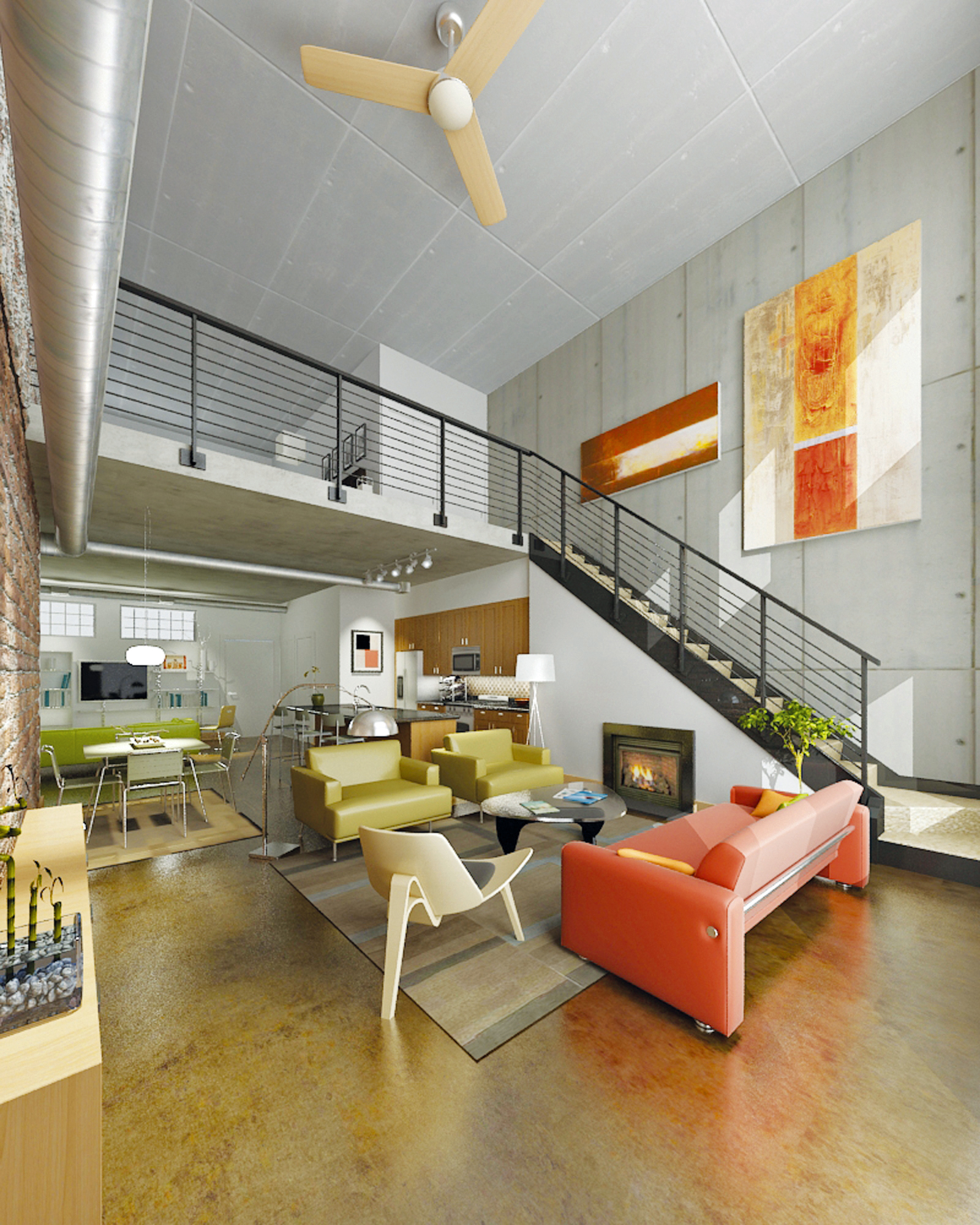 Front Street Lofts kick off Lemont's redevelopment