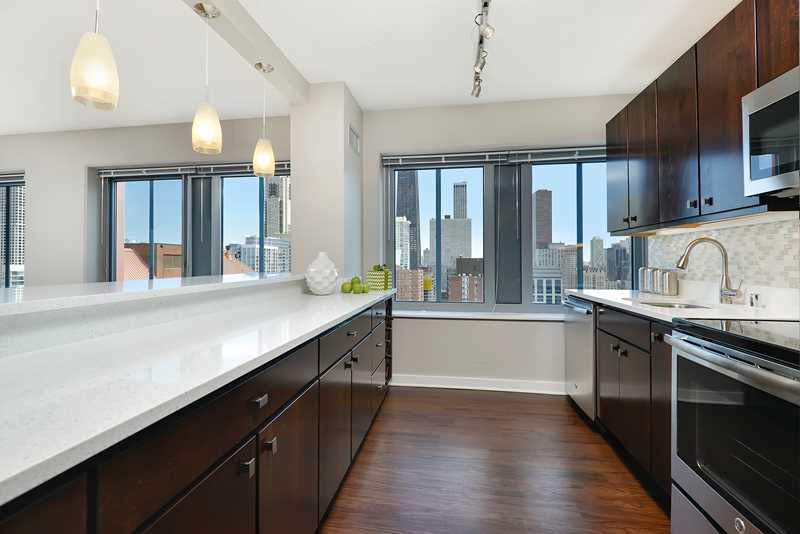 A 3-bedroom deal and a new sundeck at Chestnut Tower