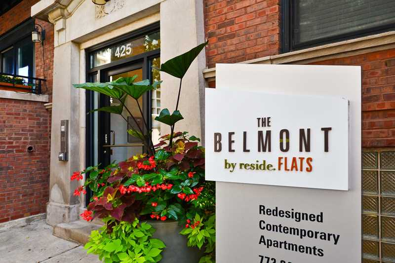 The Belmont by Reside Flats, 425 W Belmont Ave, Lakeview East