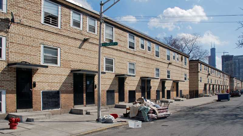 Chicago-area foreclosure rates in sharp decline