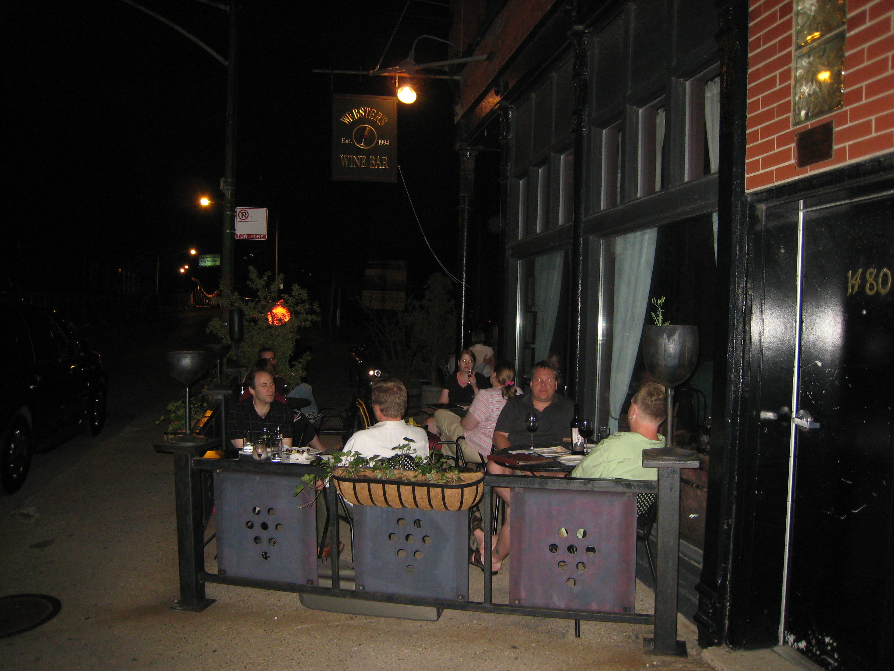Drinkin' in Lincoln (Park): part 1