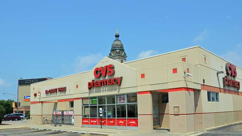 CVS, Chicago Ave