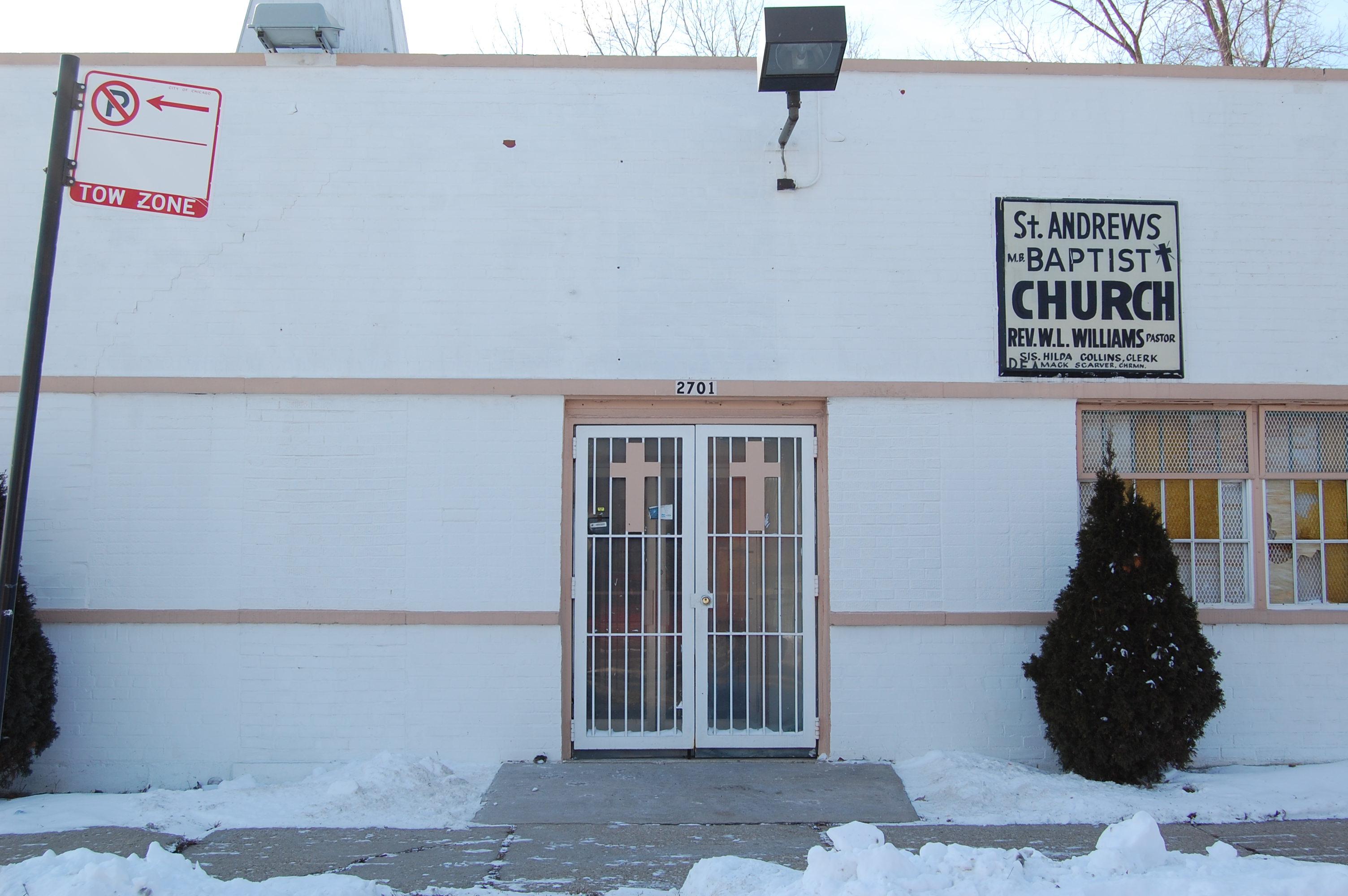 East Garfield Park church