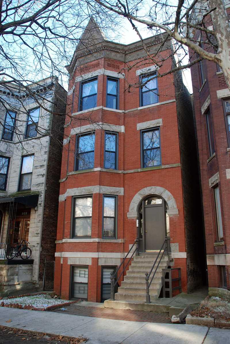 Newport Ave Historic District, Chicago, IL