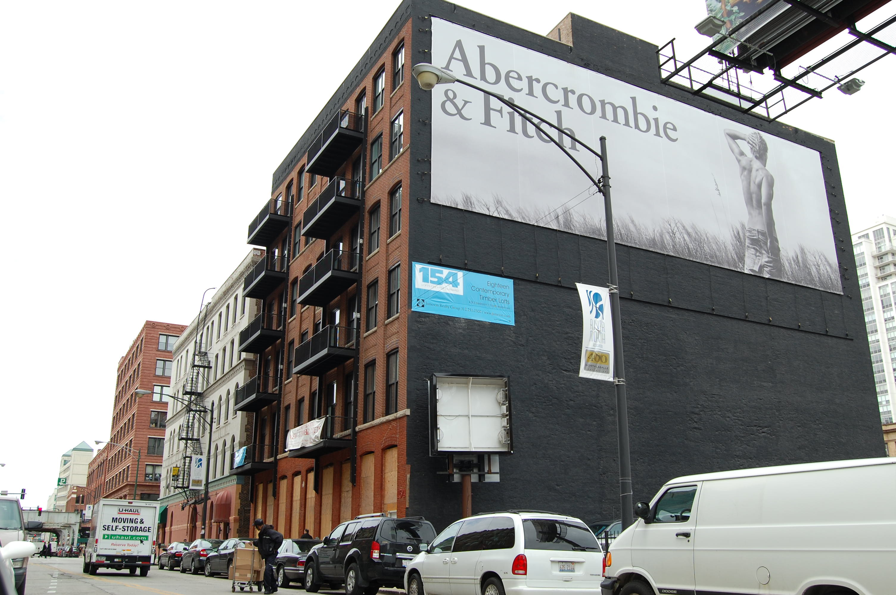 Art – and condos – galore tonight in River North