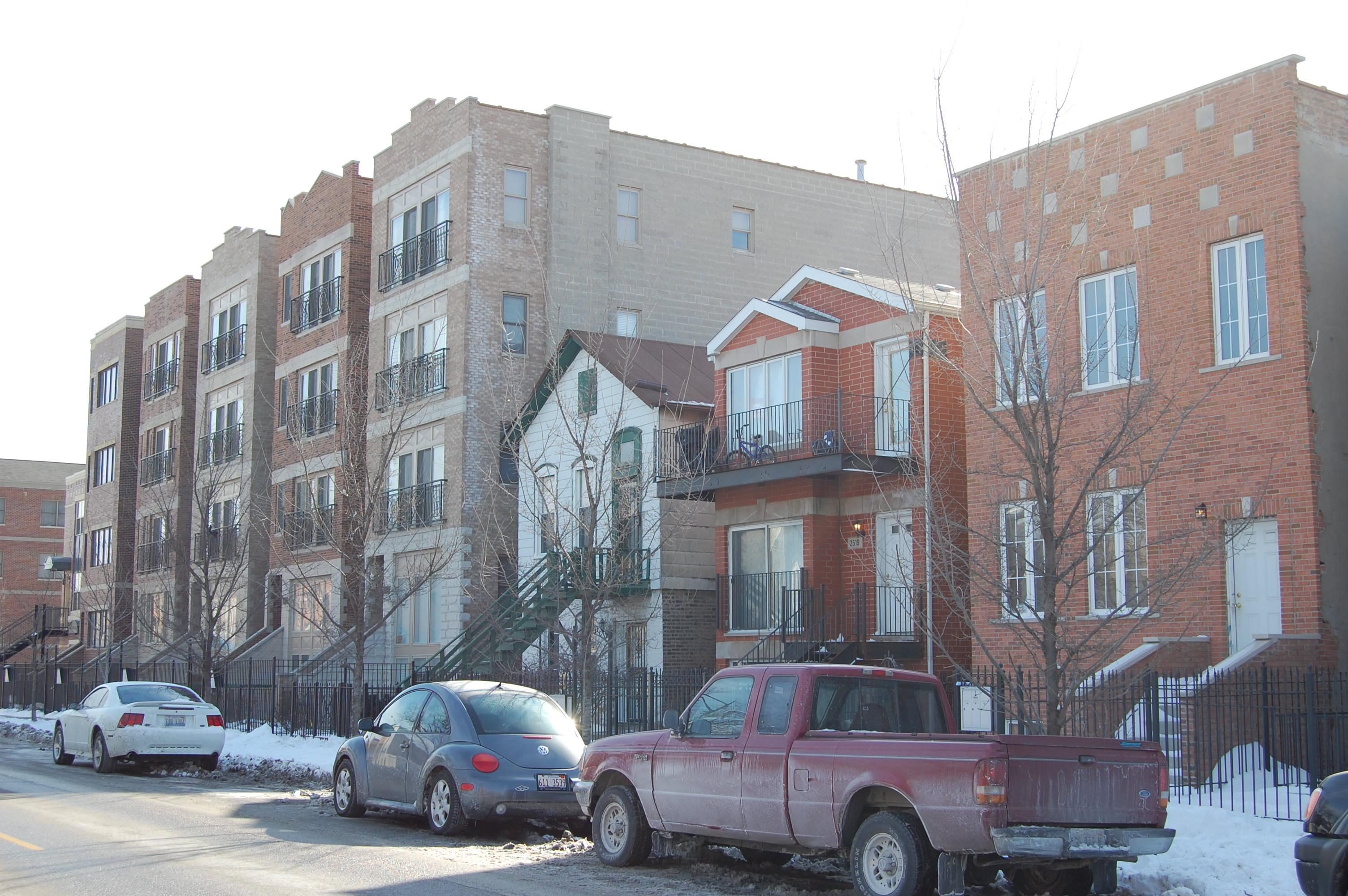 East Garfield Park, 2500 block West Harrison