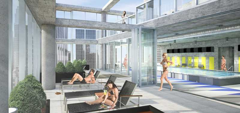 The Loop's new Linea apartments have great layouts, amenities