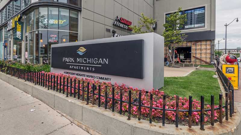 Park Michigan Apartments adds dining options