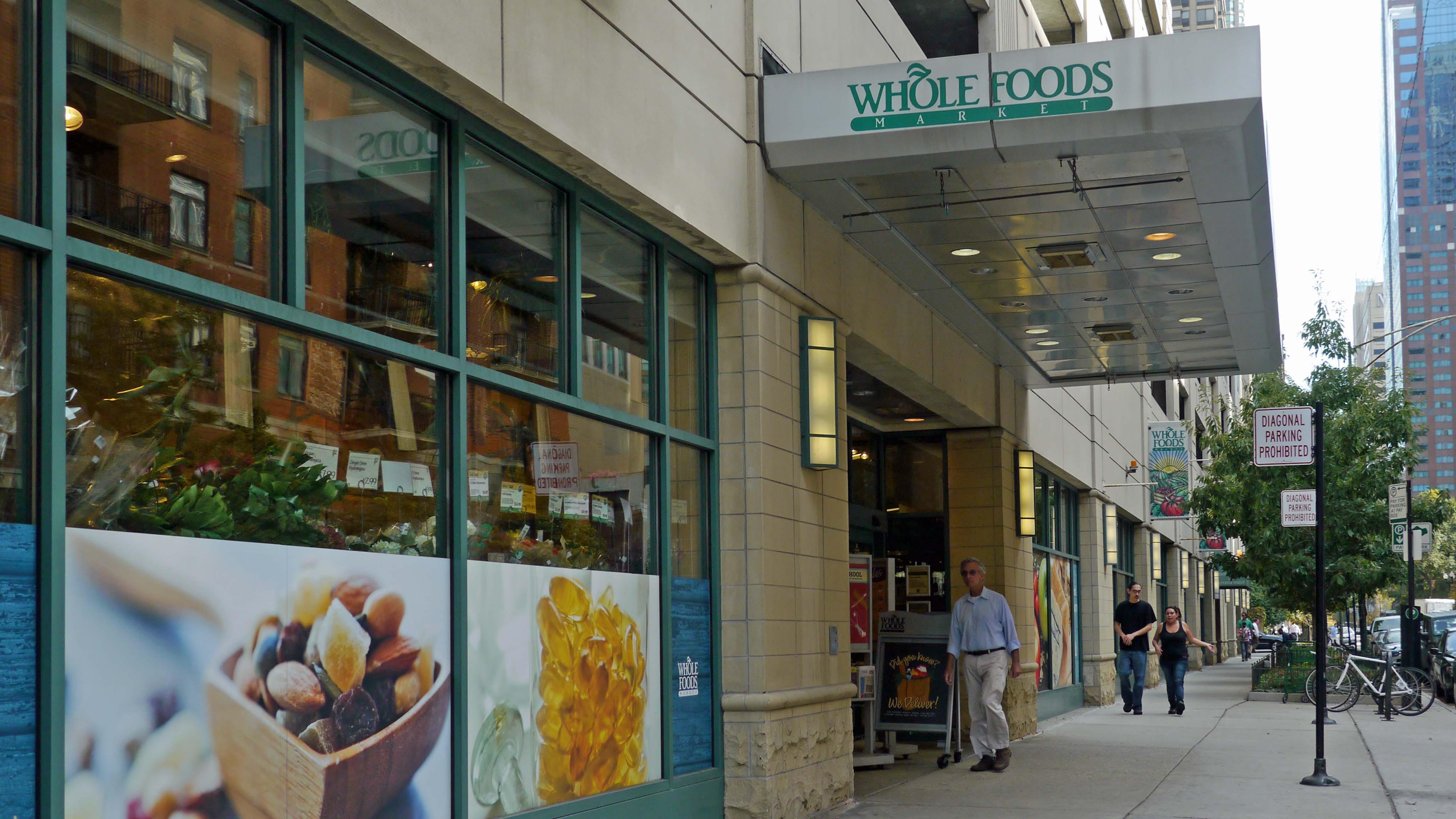 Whole Foods Park Place Address