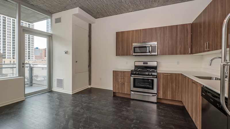Own a new South Loop 1-bedroom for less than rent