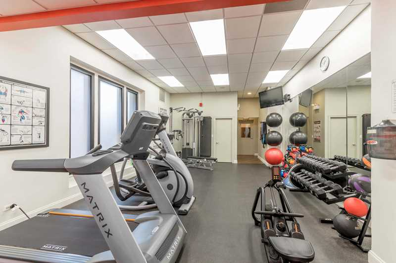 Reside on Surf, Chicago, fitness