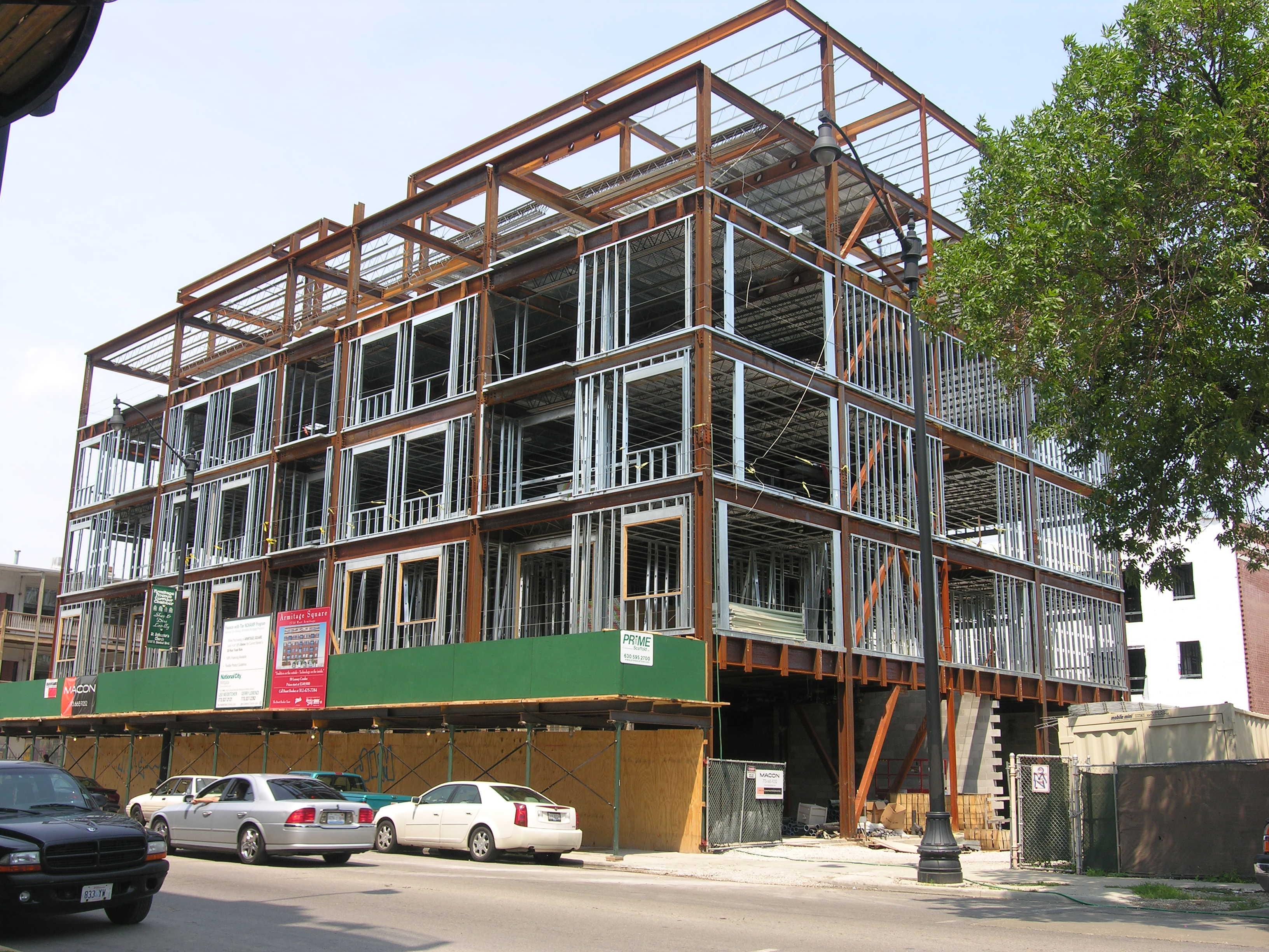 Construction update: Armitage Square