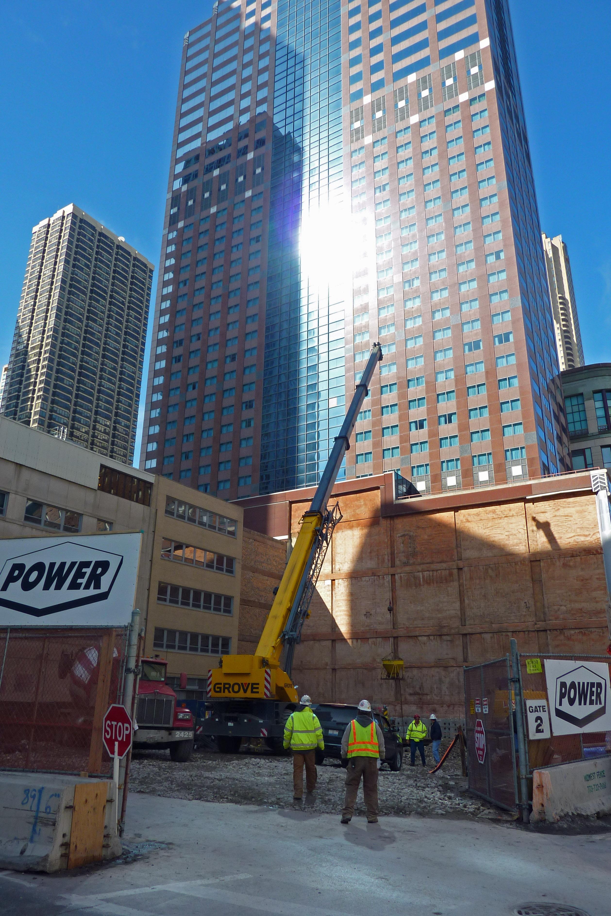 Construction checkup: Ritz-Carlton Residences
