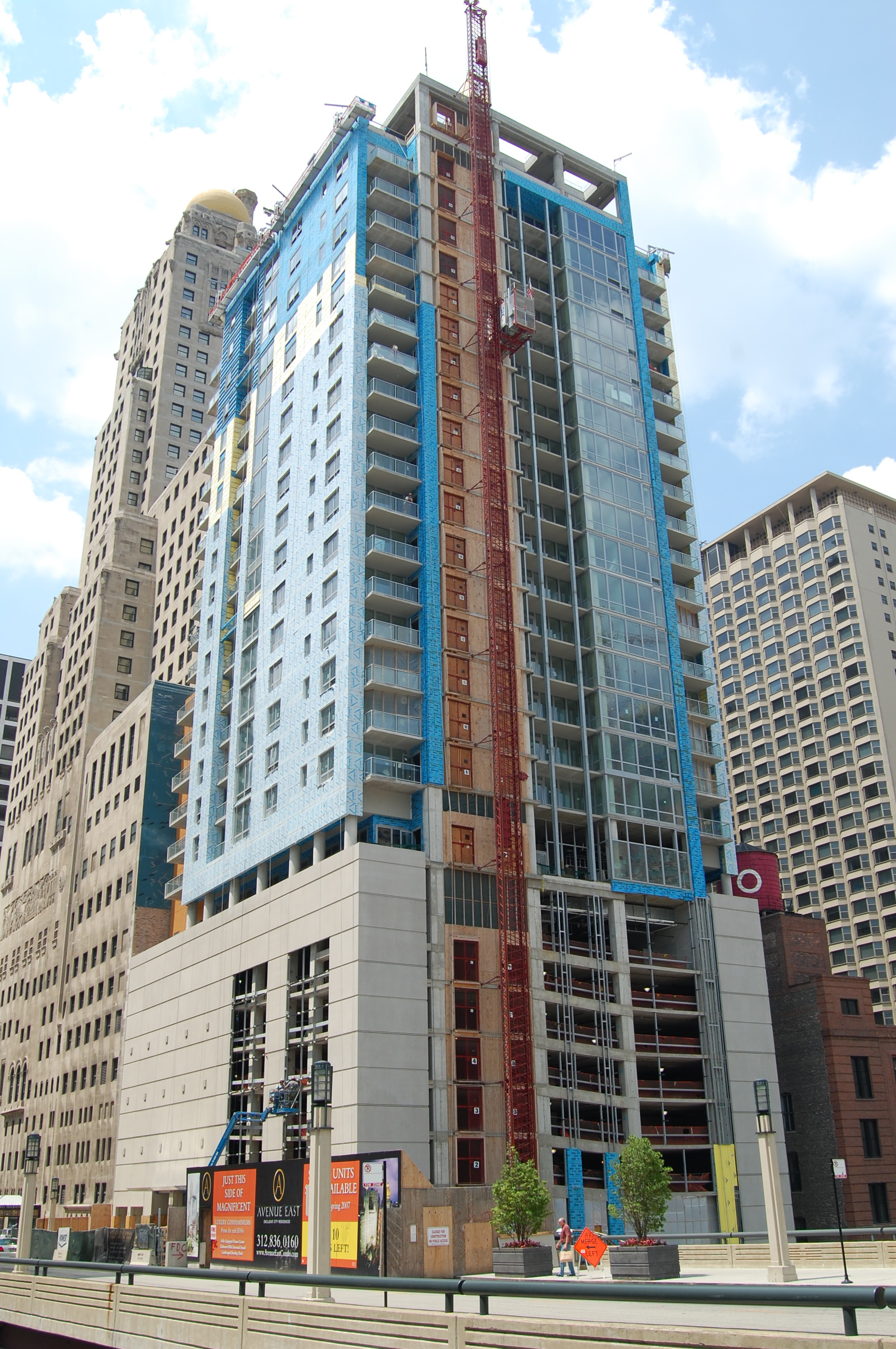 Second-home buyers look to Avenue East in Streeterville