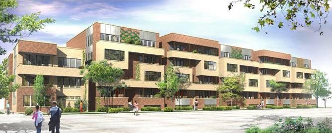 Springview condo project coming to Logan Square