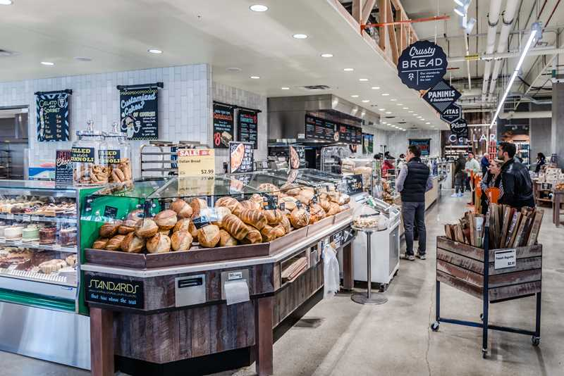Whole Foods, West Loop, Chicago