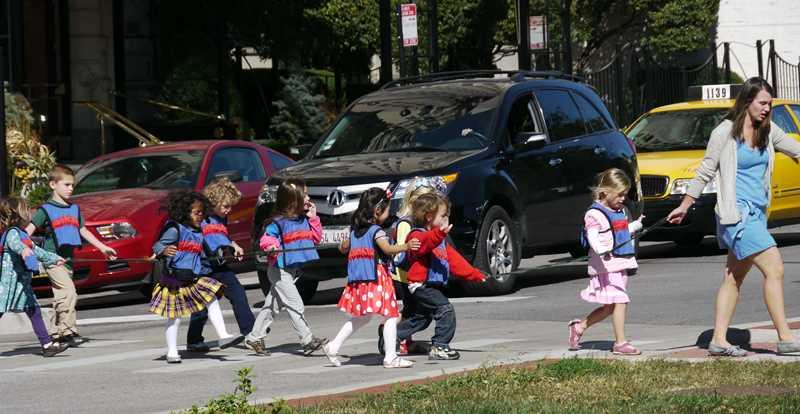 Lincoln Park pre-schoolers, Chciago