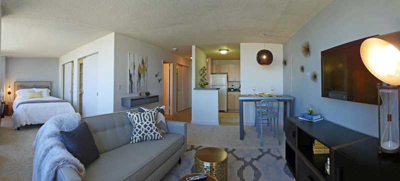 Hyper-convenient South Loop apartments
