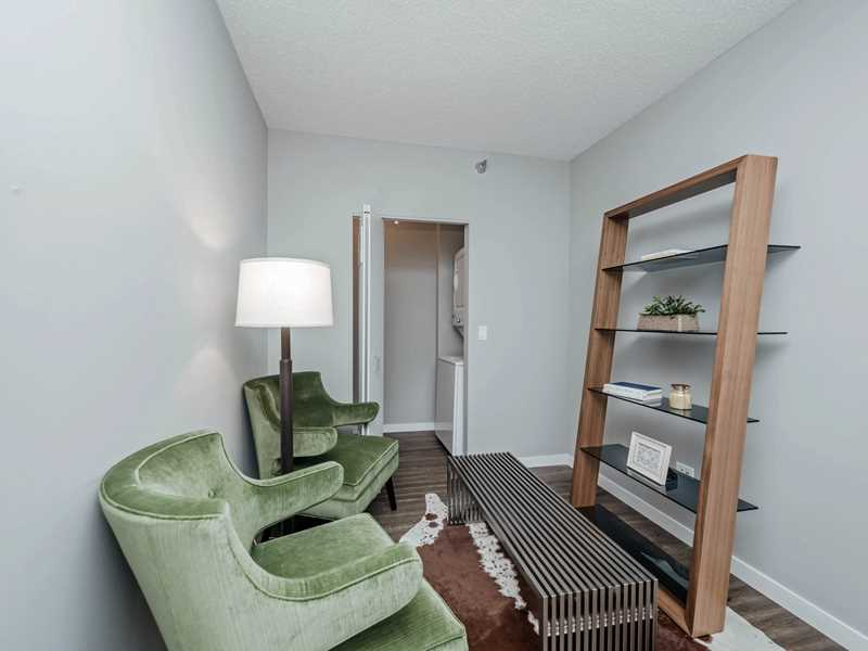Atwater 08-tier one-bedroom, Chicago
