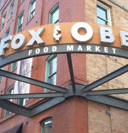 What would Fox & Obel mean for South Loop?