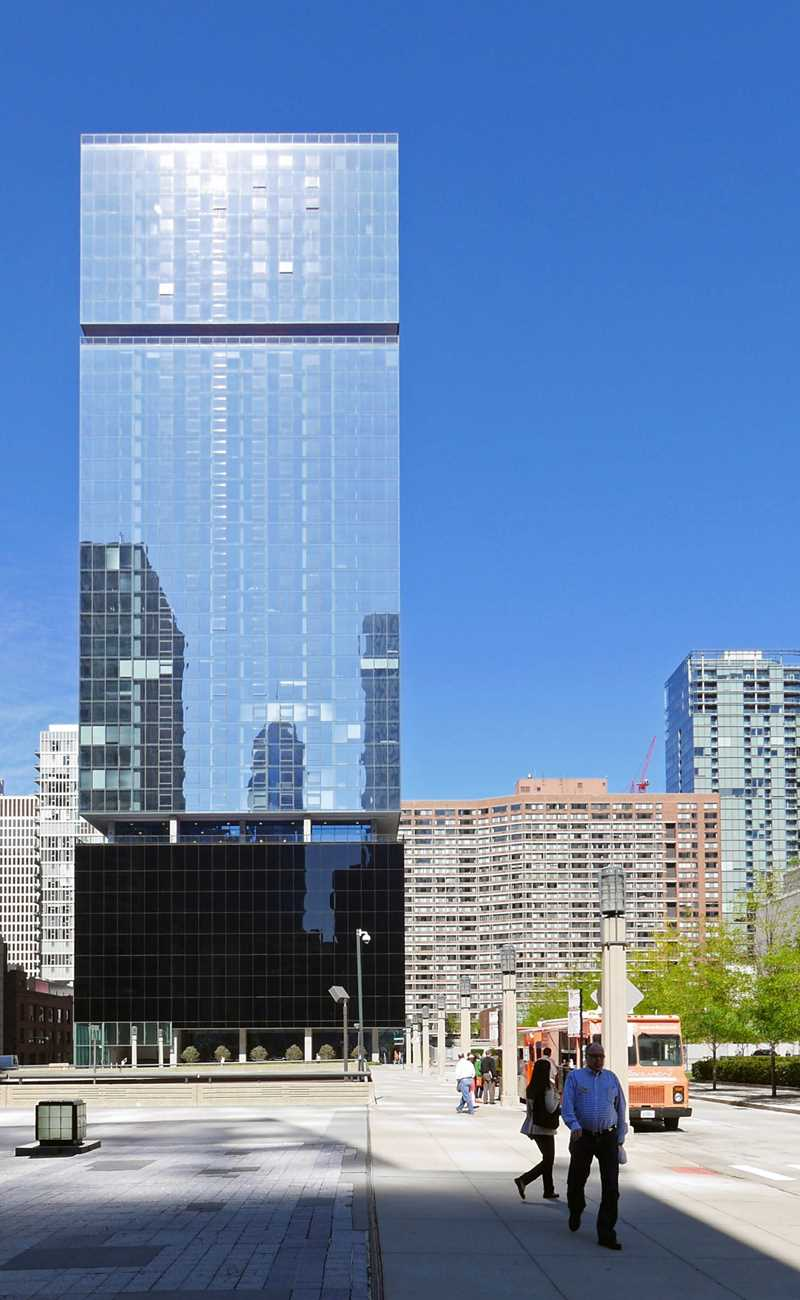 The top five most-viewed Chicago new apartment reviews