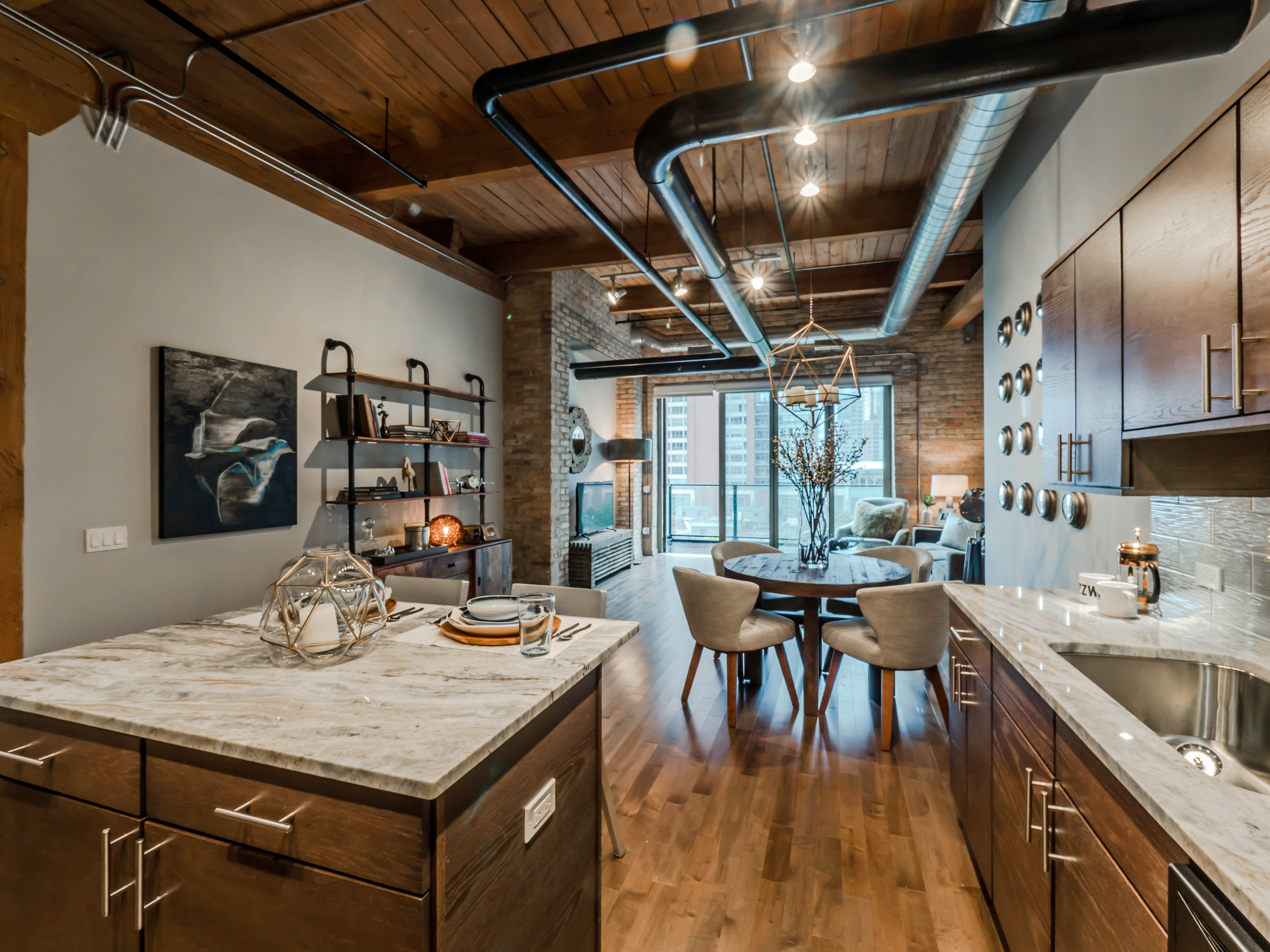 The Lofts At River East 445 E Illinois St Streeterville