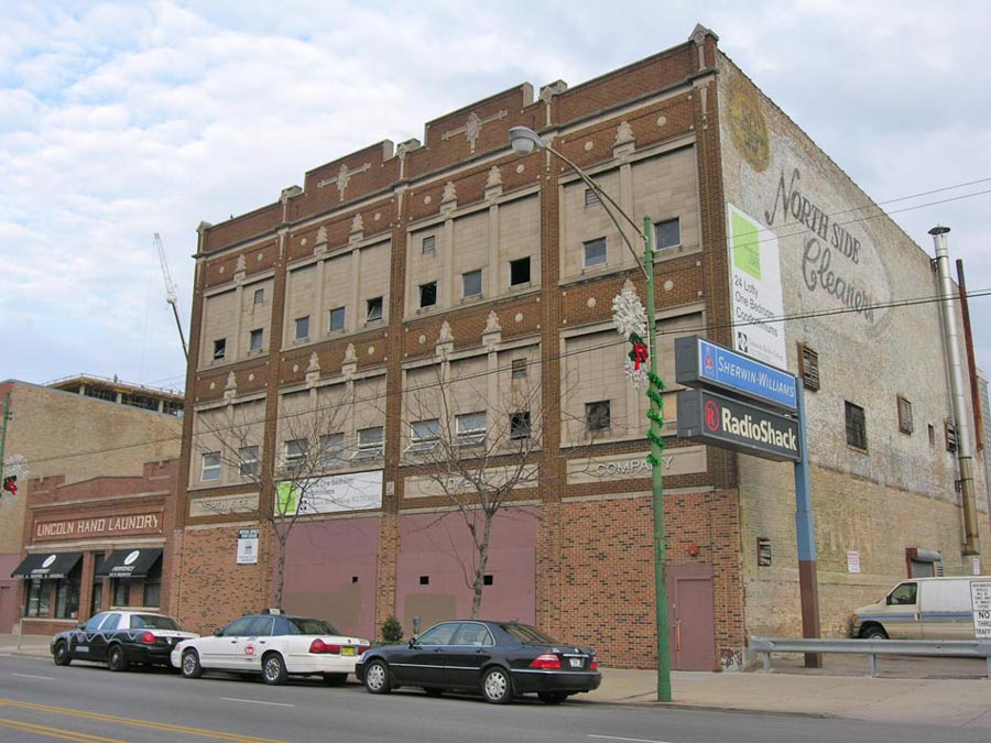 Old laundry will soon transform into the Broadway Village Lofts