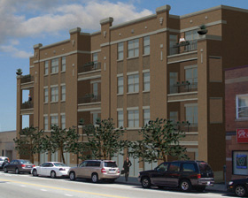 New condo building coming to Clark and Montrose