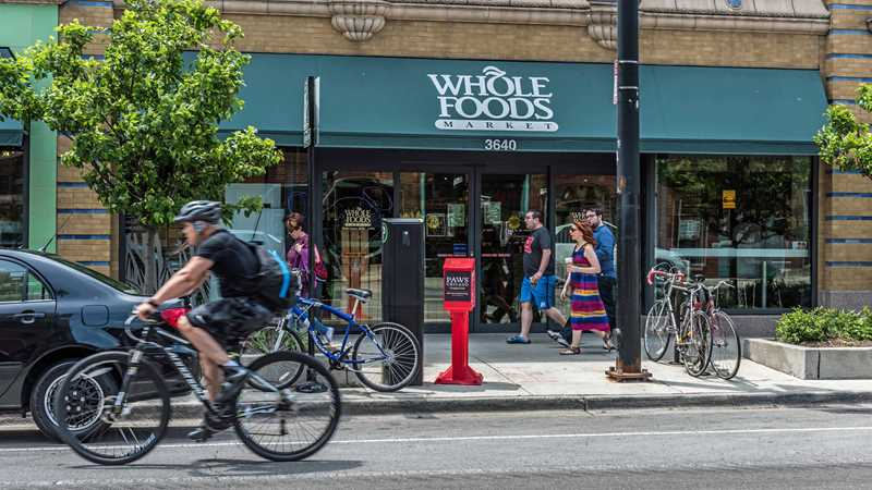 Whole Foods on Halsted, Chicago