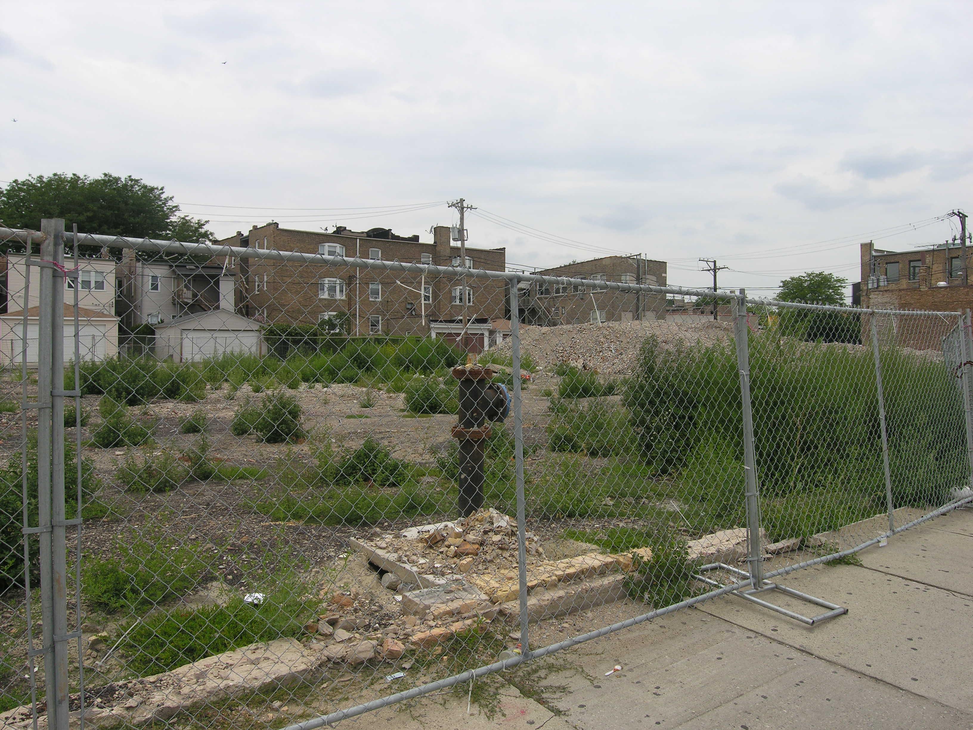 Kimball Station site