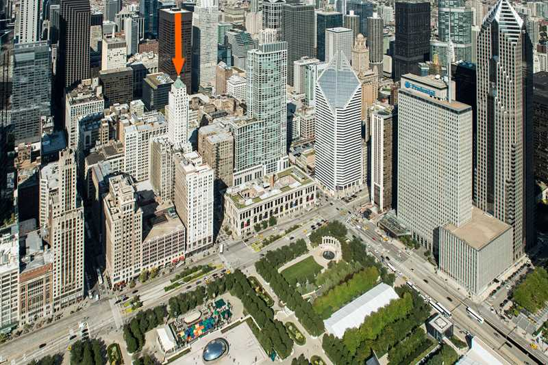 Is Fornelli Tower the best apartment deal in the Loop?