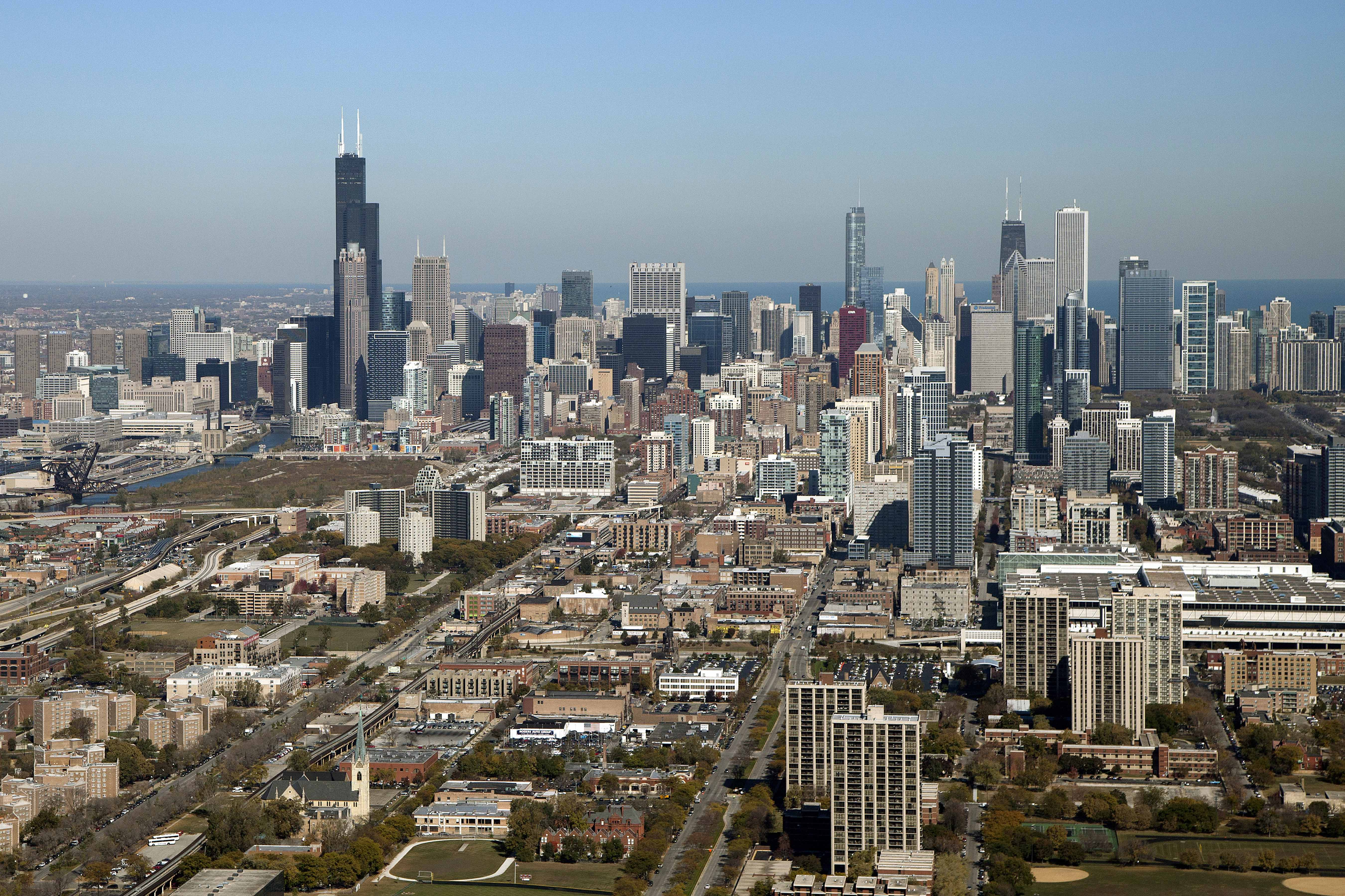 Amli Adding Apartment Towers To South Loop Yochicago