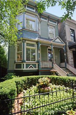 Pre-fire vintage in Lincoln Park for $1.74M