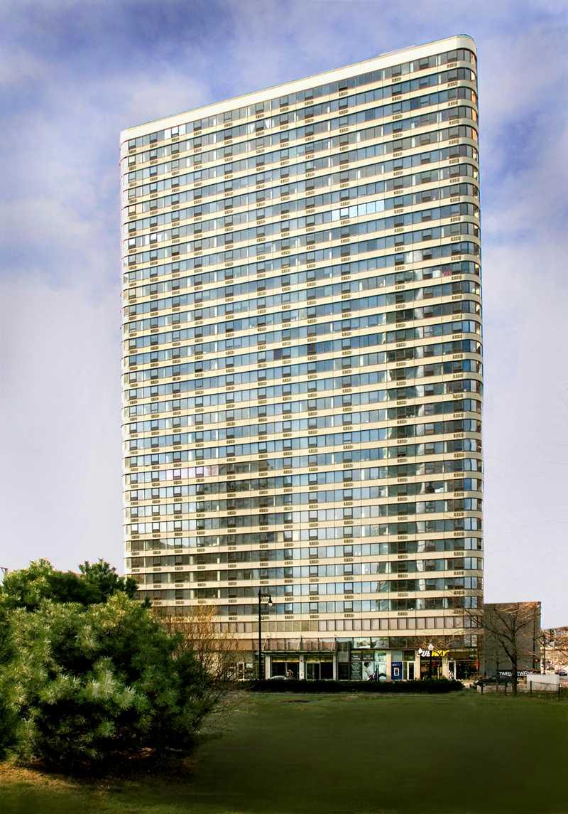 Park Michigan apartments, 1212 S Michigan Ave, South Loop