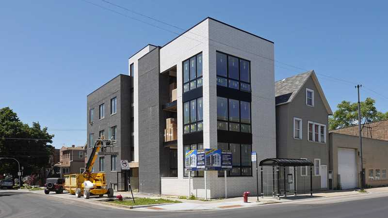 New condos nearing completion on Wellington