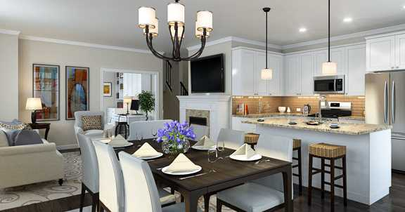 Park Ridge townhomes hit the 50% sold mark