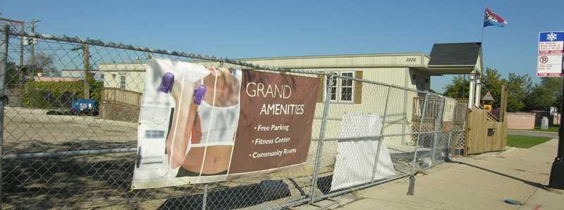 GrandView condos, Peterson & Jersey